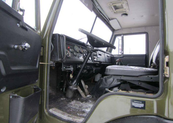 Кабина автомобиля КамАЗ 65115