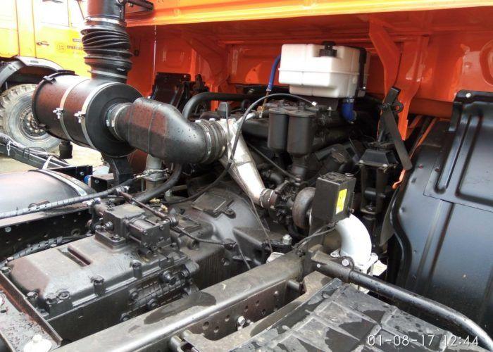 Камаз 65115 - двигатель
