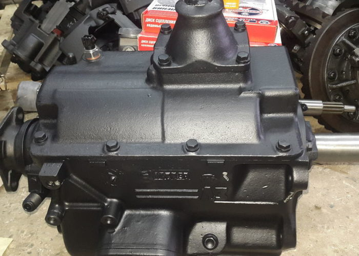 Коробка переключения передач КПП ЗиЛ 5301