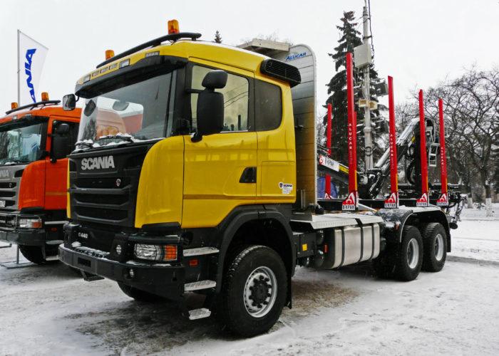 Лесовоз-G480