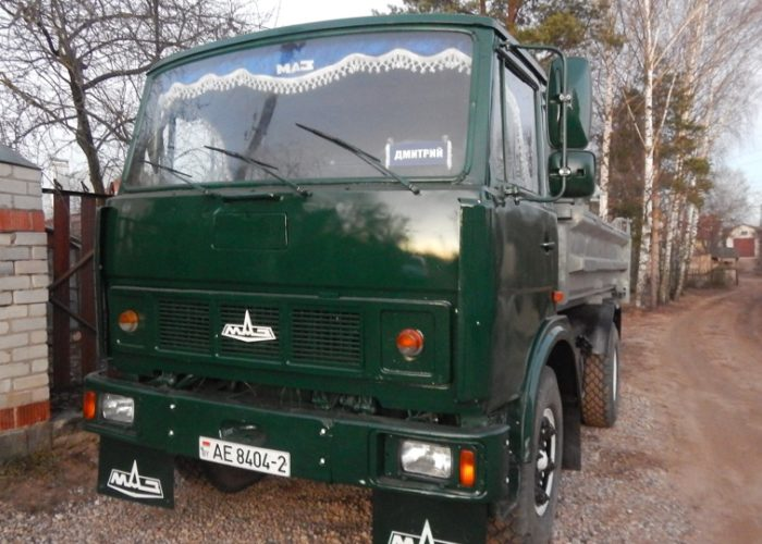 МАЗ 5551 Дракоша