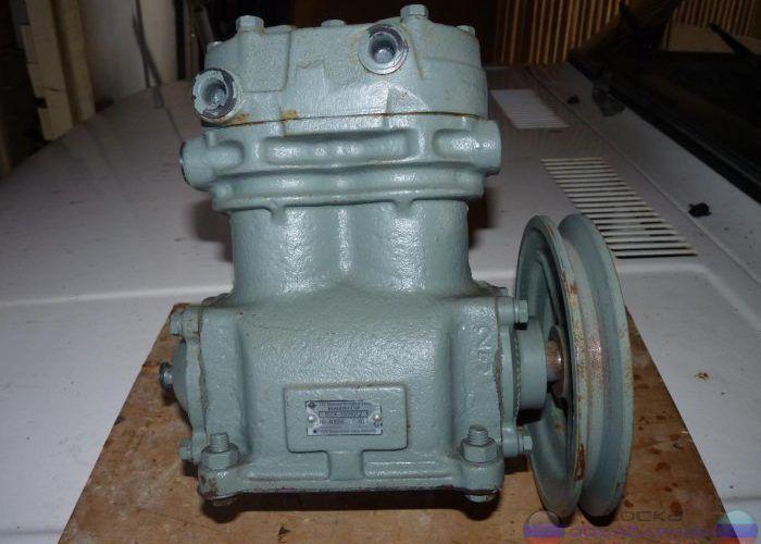 Маз 5551 - компрессор