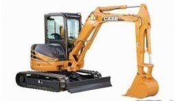 Мини-экскаватор CASE CX50B (аренда)