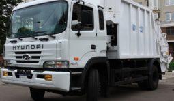 Нужен мусоровоз Hyundai, Камаз, Маз