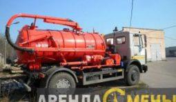 Откачка жидких и густых отходов в Самаре и области
