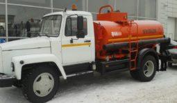 Перевозка опасных грузов бензовозом ГАЗ 3309, ГАЗ 52