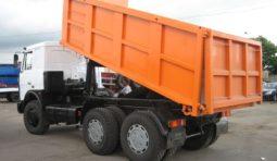 Самосвал МАЗ 5516А5, грузоподъемностью 20 тонн, объем кузова 18м3. в Ростове-на-Дону