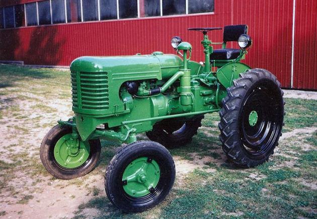 Трактор ХТЗ–7
