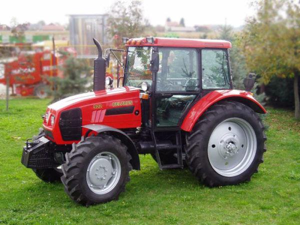 Трактор МТЗ-922 мелиоративный