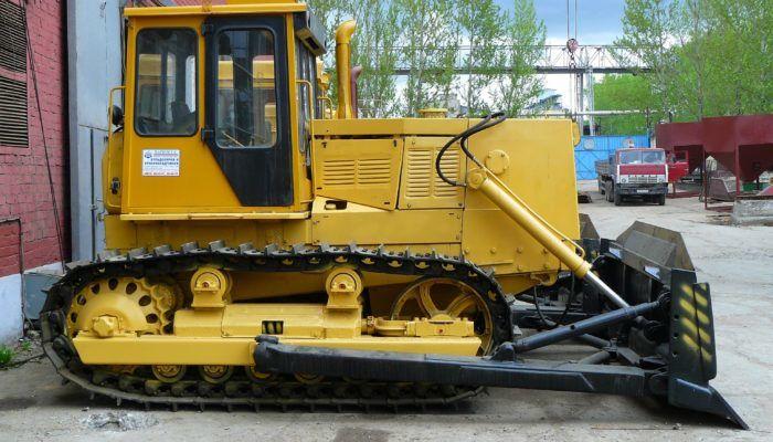 Трактор Т10М болотноход