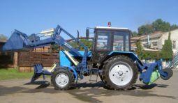 Трактор на базе МТЗ-82 с навесным оборудованием в Казани