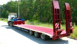 Трал Scania