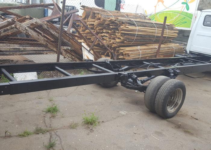 Удлинение ГАЗ - 3302