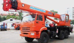 Услуги автокрана 10, 14, 25, 35 тонн Находка в Владивостоке