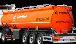 Услуги бензовоза 30 тонн