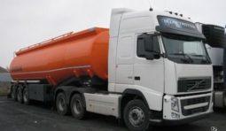 Услуги бензовоза перевозки светлых нефтепрод