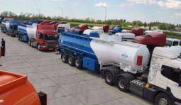 Услуги бензовозов от 2-28-х кубов в Челябинске