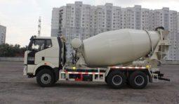 Услуги бетоносмесителя (миксер) 9м3
