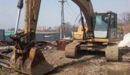 Услуги гидромолота во Владивостоке