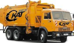 Услуги мусоровоз КО - 440-5