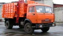 Услуги мусоровоза
