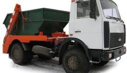 Услуги мусоровоза МКС35021 МАЗ 5551А2 10 т