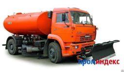 Услуги поливомоечной машины КДМ КО-829А1-01