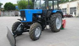 Услуги трактора МТЗ 82 с отвалом