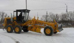 Услуги тяжелого полноприводного автогрейдера ДЗ-98