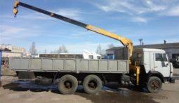 Услуги воровайки 10 тонн КАМАЗ
