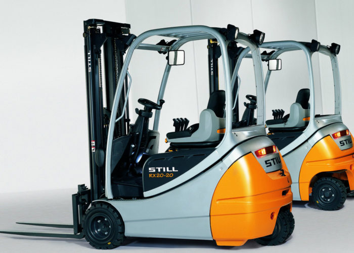 Вилочный электропогрузчик STILL RX 20