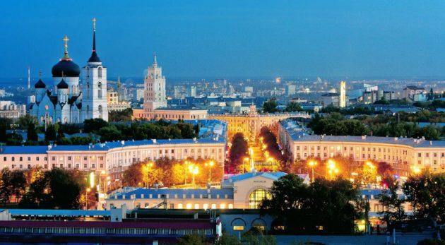 Воронеже