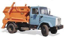 Вывоз мусора и снега контейнерами от 8куб.м. в Казани