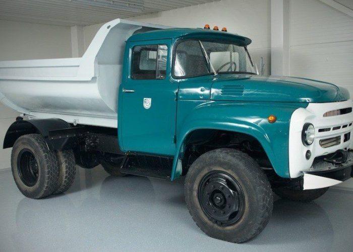 ЗИЛ 130 (ММЗ-555) из Эстонии