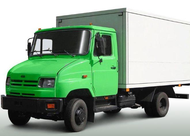 ЗИЛ-5301 Бычок зеленый