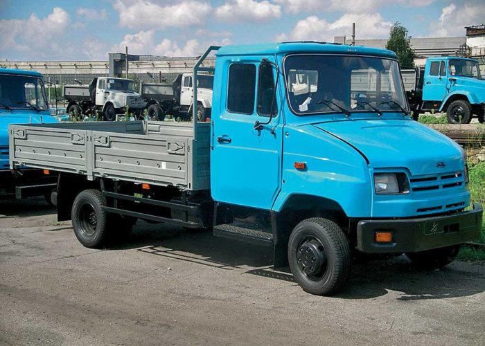 ЗИЛ-5301 грузовой