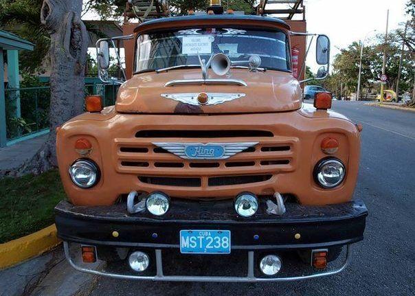 ЗиЛ 130 тюнинг в Кубе