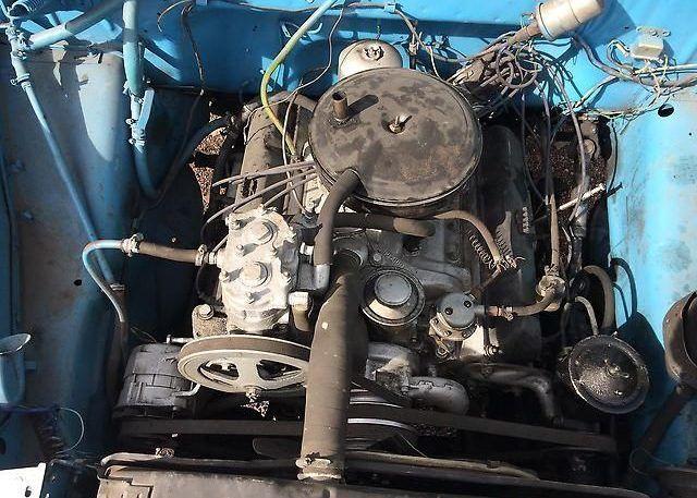 двигатель ЗИЛ 130 2