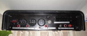 Панель приборов бульдозера Т-170