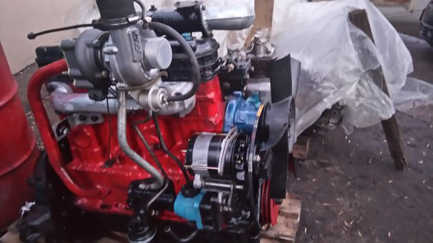 Двигатель Д-245 Евро-2 ГАЗ-3309
