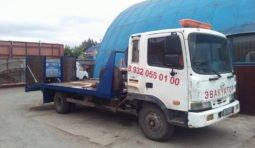 Аренда эвакуатора спецтехники Hyundai HD 120 грузоподъемностью 7 тонн