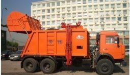 Аренда мусоровоз от 4 м3 до 90 м3