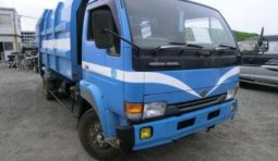 Аренда мусоровоза Nissan Condor 8 кубов