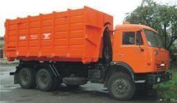 Аренда мусоровоза от 4 м.куб до 90 м.куб