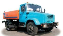 Аренда поливальной машины КО 713