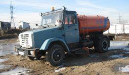 Аренда поливомоечной машины КО-713Н-03 в Краснодаре