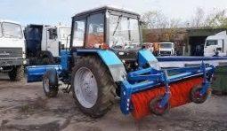 Аренда трактора МТЗ 82