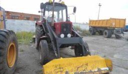 Аренда трактора МТЗ-82, Тюмень