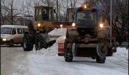 Аренда трактора-щётки в Перми