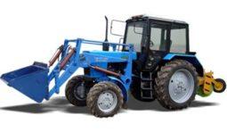 Арендовать трактор Агромаш